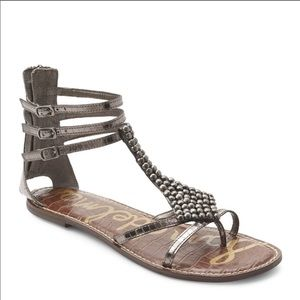 Sam Edelman Ginger gladiator sandals 9